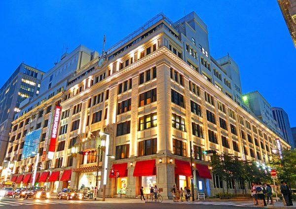 日本橋三越本店 地下生鮮プロモーション   株式会社 斉吉商店